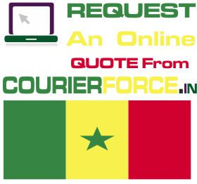 Courier Charges For Senegal