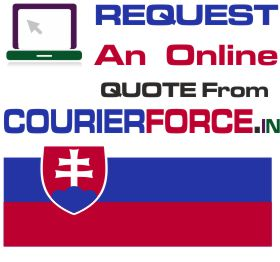 Courier Charges For Slovak Republic