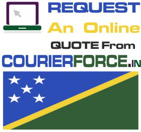 Courier Charges For Solomon Islands