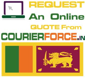 Courier Charges For Sri Lanka