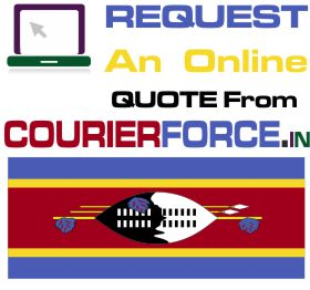 Courier Charges For Swaziland