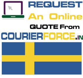 Courier Charges For Sweden