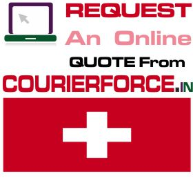 Courier Charges For Switzerland