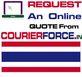 Courier Charges For Thailand