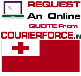 Courier Charges For Tonga