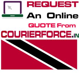Courier Charges For Trinidad & Tobag