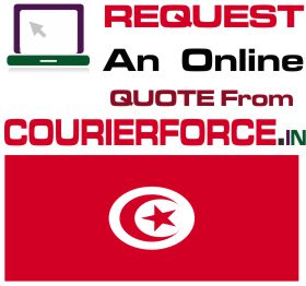 Courier Charges For Tunisia