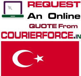 Courier Charges For Turkey