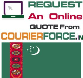 Courier Charges For Turkmenistan