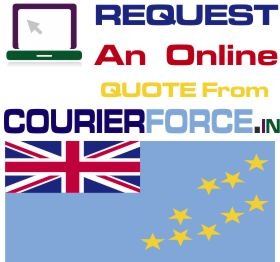 Courier Charges For Tuvalu