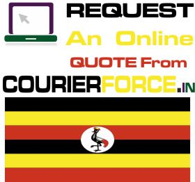 Courier Charges For Uganda