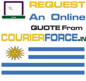 Courier Charges For Uruguay