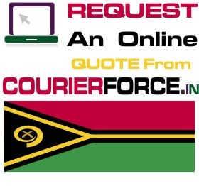 Courier Charges For Vanuatu