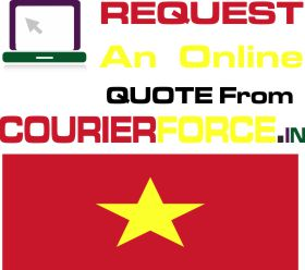 Courier Charges For Vietnam