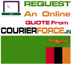 Courier Charges For Zambia