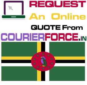 Courier Charges For Dominica