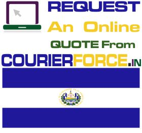 Courier Charges For El Salvador