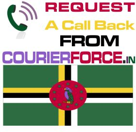 Courier To Dominica