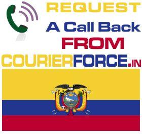 Courier To Ecuador