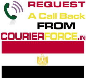 Courier To Egypt