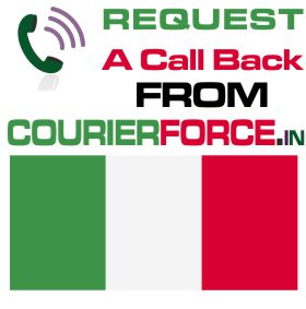 Courier To Italy