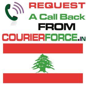 Courier To Lebanon