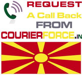 Courier To Macedonia