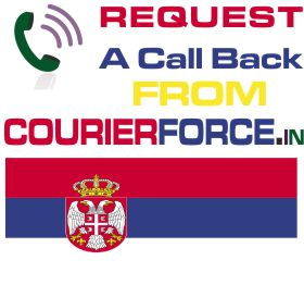 Courier To Serbia