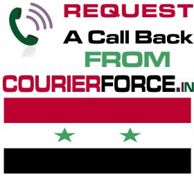 Courier To Syria