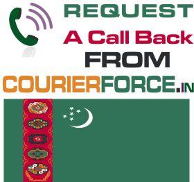Courier To Turkmenistan