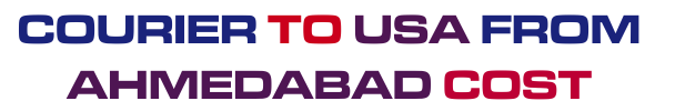 Courier To USA From Ahemadabad Coast
