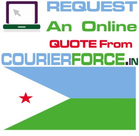 Courier Charges For Djibouti