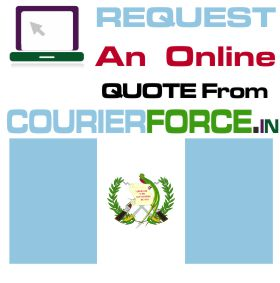 Courier Charges For Guatemala