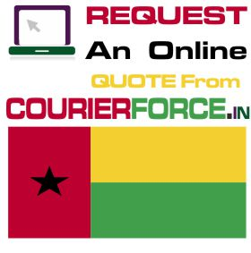 Courier Charges To Guinea Bissau