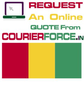 Courier Charges To Guinea