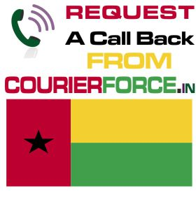 Courier To Guinea Bissau