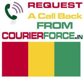 Courier To Guinea