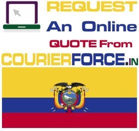 Courier Charges For Ecuador