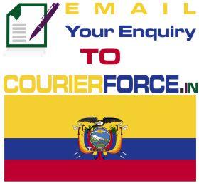 Parcel To Ecuador