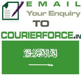 Parcel To Saudi Arabia