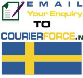 Parcel To Sweden