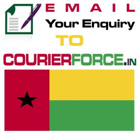 Parcel To Guinea Bissau