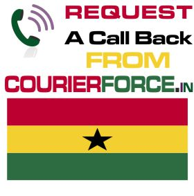Courier To Ghana