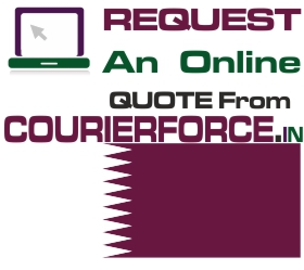 courier charge for qatar