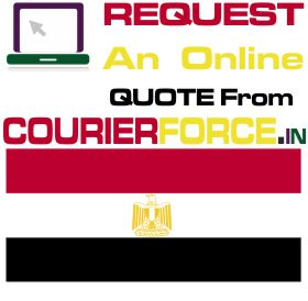 Courier Charges For Egypt