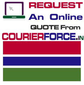 Courier Charges For Gambia