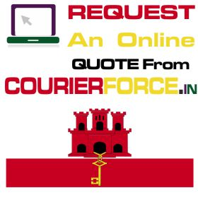 Courier Charges For Gibraltar
