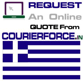 Courier Charges For Greece