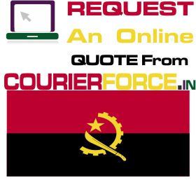 courier charges for angola