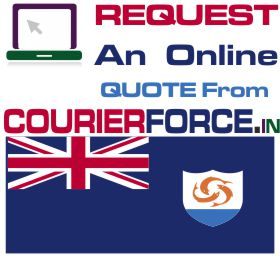 courier charges for anguilla